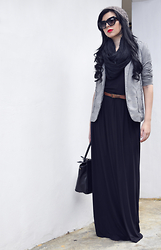 Ivana S - Newdress Black Top, Maxi Skirt - Maxi
