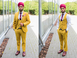 Pardeep Bahra -  - Don't be afraid to stand out