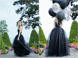 Lina Dinh - Daniella Tello Tulle Skirt - BIRTHDAY SUIT