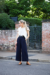 Daniella Robins - Culottes - Monday's Thoughts: The Hair Thing