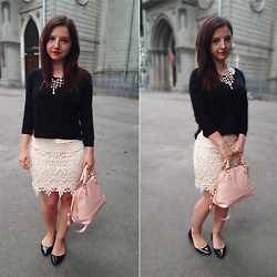 Ruxandra S -  - Lace Skirt