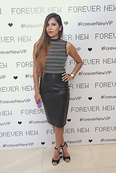 Pooja Mittal -  - Trend Alert- Leather Pencil Skirt