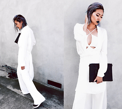 Anni Peng - Missguided, Missguided - Coke White