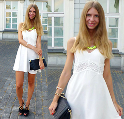 Ania Zarzycka - Choies Dress, Dressin Watch - A wonderful love