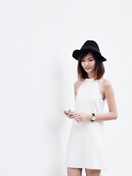 Brenda N. - Ellysage White Dress - White Out