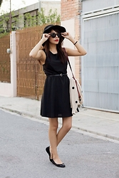 Romina Paola Estrada -  - LITTLE BLACK DRESS