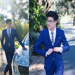 Matt Uy -  - Suiting Inspiration