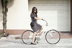 Romina Paola Estrada -  - SHE AND HER BIKE