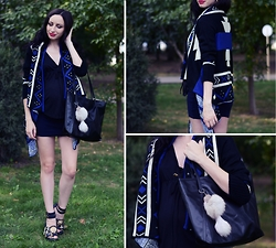 Kary Read♥ - Style Moi Cardigan, Top, Bag - Aztec♥