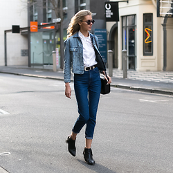 Dasha Gold -  - Double Denim
