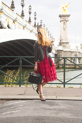 Caroline Louis - Maje Dress - Maje in Paris
