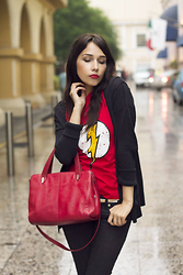 Romina Paola Estrada -  - JUST LIKE A FLASH