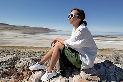 Queen Horsfall - Intermixonline, Fashion Frenzzie, New Balance - Antelope Island with New Balance