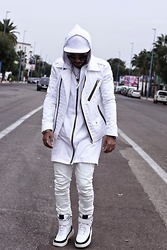 Khalil Alaoui - Guylook All Outfit - My outfit cleaner than your mind