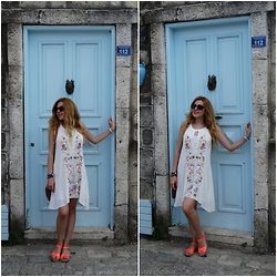 Melislicious Blog - Sheinside Dress, Sheinside Dress - Endless Summer