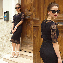 Carmen Antal -  - Little black dress: the best basic item