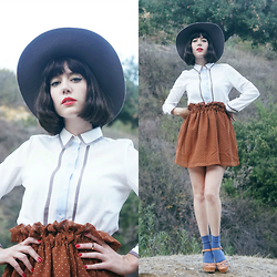 Amy Roiland - Skirt - Shine bright like a diamond