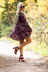 Kylee Snelgrove -  - Sweet thing tunic.