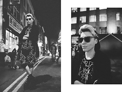 Milex X - Long Clothing Everything, Marc Jacobs Mj532/S 8piej Sunglasses - #LFW