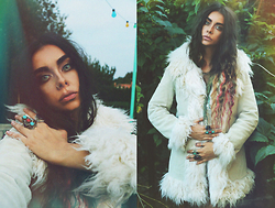 Muzzy Stardust - Vintage Penny Lane Coat - ✮ It's All Happening✯
