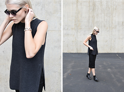Blair B - Aritzia Knit - SPLIT