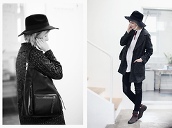 Joana ♡ - S.Oliver Bag, S.Oliver Hat, S.Oliver Cardigan, S.Oliver Shoes - Hello again, long time no see!
