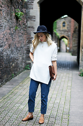 Daniella Robins - Newbark Loafers - Tradition, Transition & Todays Look