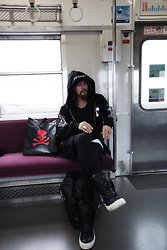 INWON LEE - Chrome Hearts Outerwear, Byther Shopping Bag - In the subway
