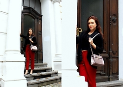 Melli DeLaVie -  - Business Outfit Berlin #New Blogpost online