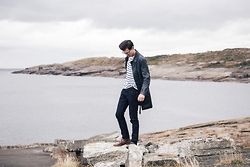 Chris Nicholas - Topman Raw Selvedge Denim - 170