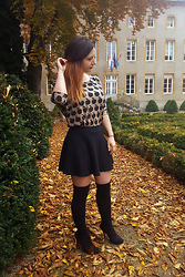 Ruxandra S -  - Over the Knee Socks