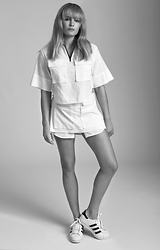 BROOKE TESTONI -  - UTILITY SHIRTING