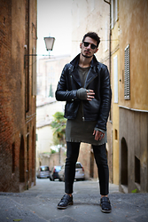 Alessio Convito - H&M Jacket, Lecrown Shoes, Zara Shirt - Ordinary boy