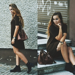 Dark Drawer Aleksandra Radlak -  - MY FAVOURITE LOOK | DARK DRAWER BLOG