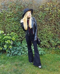 Isobel Thomas - Glamour Outfitters Flares - Glamour Outfitters