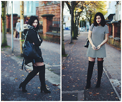 Margaret Urbanowicz -  - Over the knee boots
