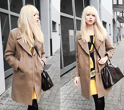 Ebba Zingmark - Laurel Coat, Laurel Jumper, Laurel Skirt, Laurel Bag - SUPERLATIVE