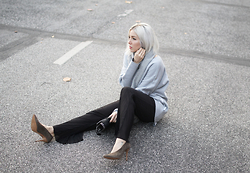 Stryle TZ -  - GREY SWEATER