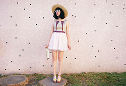 Amy Roiland - Dress - Hello WORLD