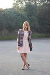 Carina Gonçalves - Frontrowshop Jacket, Zara Ballerinas - You shine just like the morning.