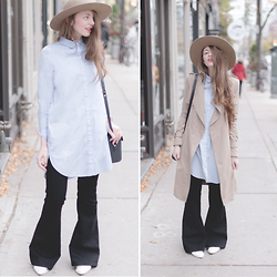 Rebecca Jacobs - Bdg Black Flares - West Queen West