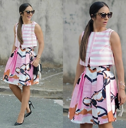 Glency Feliz -  - Mixing prints