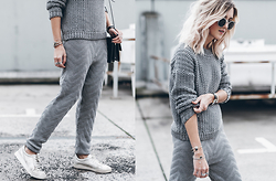 Mikuta - Vivian Graf Sweater, Vivian Graf Pants, Esprit Shoes - DREAM KNIT