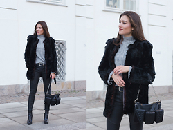 Ilirida Krasniqi -  - Fur, knit and Leather