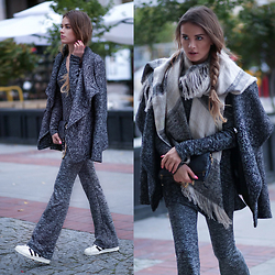 Juliett Kuczynska -  - The Weeknd - Often / maffashion