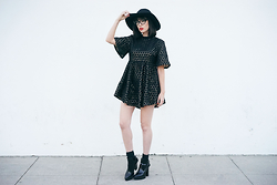Amy Roiland - Bird On A Wire Dress - Bird on a Wire