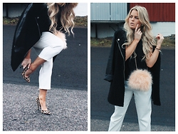 Emmy Nikolausson - Steve Madden Shoes, River Island Bag - S I M P L E ~