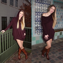 Enikő S. - Victoria's Secret Cashmere Sweaterdress - Taller in more ways