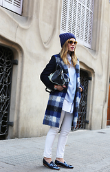 Silvia BoschBlog -  - White and blue