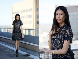 Jody Nguyen - Bronx And Banco Dress - Festivity
